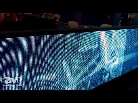 InfoComm 2015: Imposa Features Perimeter Display