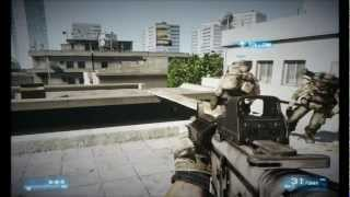 Battlefield 3 (BF3) [HD] - ULTRA GRAPHICS - ASUS Radeon HD 7750 1GB DDR5