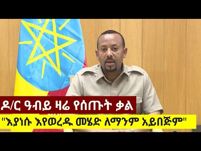 BREAKING: PM Dr Abiy Ahmed Speaks After Visiting Somalia