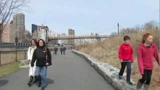 Franklin D. Roosevelt Four Freedoms Park, Part 2 Of 2