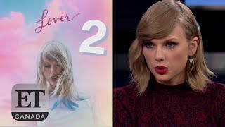 Taylor Swift On Making Her First Full Pop Album '1989' | COUNTDOWN To 'Lover'