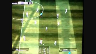 New FIFA 11 Gamescom gameplay Video
