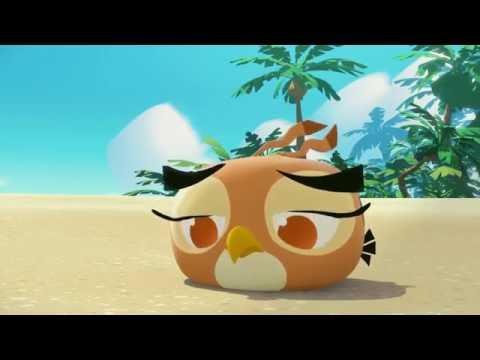 Злые птички Angry Birds Стелла 1 сезон 7 серия Свиная мощность все серии подряд