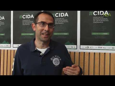 Alfredo Irusta, exciclista, tras perder una pierna vuelve a competir #CIDA deportistas anonimos