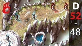 Diseño de videojuegos, escenario de juego tipo Dota2 o LoL (League of Legends) - Dibujar Bien.com