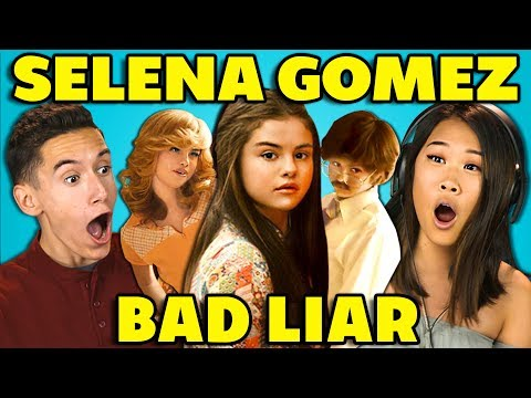 Cover Lagu TEENS REACT TO SELENA GOMEZ - BAD LIAR