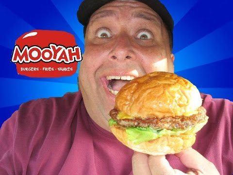 MOOYAH™ Burgers, Fries & Shakes REVIEW!