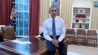 Obama Facebook Video