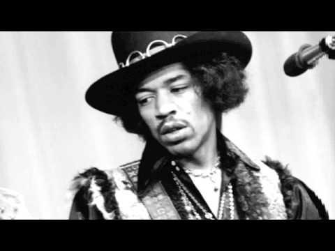 Jimi Hendrix - Born Under A Bad Sign