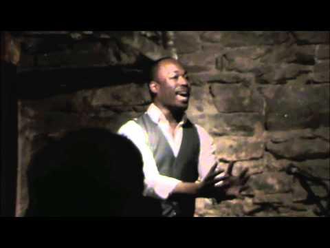 KENT OVERSHOWN singing OUT OF THE BAY by Carner & Gregor