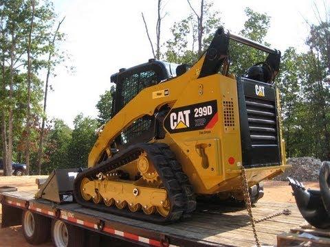 Cat 299d Xhp Walk Around Video Caterpillar Ctl Skid