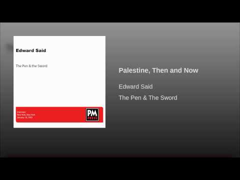 Palestine, Then and Now