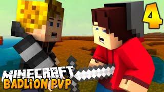 """Minecraft - BADLION BUILD UHC #4 """"PRANK'D BY MY OWN BUCKET"""""""