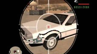 GTA San Andreas: Back To The Future