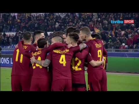 Roma 1-0 Karabağ | UEFA Şampiyonlar Ligi Maç Özeti