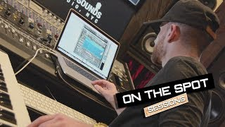 J Cole Engineer Makes a Beat ON THE SPOT - Mike Kuz ft. I.S.A.