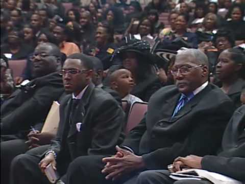 FGHT Dallas: Apostle Lobias Murray - Convocation 2010