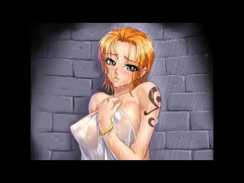 One Piece Nami And Robin , Disturbed Facade video