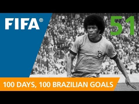 51 days to GO-AL! Jairzinho (Germany 1974)