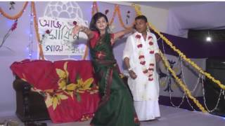 Download New bangla wedding dance 2017 | ইংলিশ গানে দেবর এর সাথে ভাবীর হট ডান্স | Hot vabi dance 3Gp Mp4