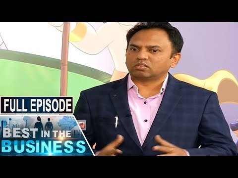 Green Gold Animation founder and CEO Rajiv Chilaka | Best in the Business | Full Episode
