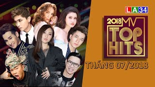 MV TOP HITS – THÁNG 07 – CA SỸ  CHU BIN | LATV