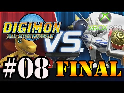 Let's Play: Digimon All-star Rumble - Parte 8 [final] video