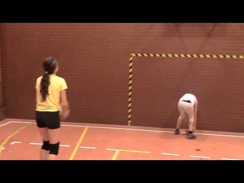 Trening Mini Siatkówki Klas 4-6 21.10.2015