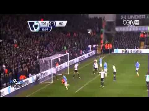 Manchester City vs Tottenham 5-1 All Goals and Full Highlights 29 01