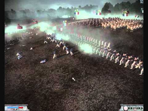 Napoleon Total War: Old Guard heroic square