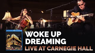 Joe Bonamassa Tina Guo 34 Woke Up Dreaming 34 Live From Carnegie Hall An Acoustic Evening