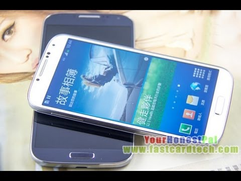 Samsung Galaxy S4?HDC Galaxy S4 Spark System Reviews