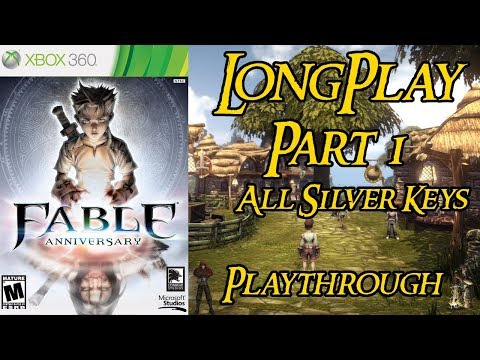 Fable: Anniversary (The Lost Chapters) - Longplay Part 1 of 2 Full Game Walkthrough (No Commentary)