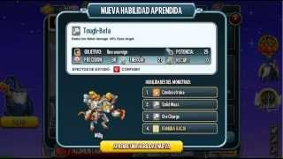 Monster Legends - Metalsaur + Apareamientos