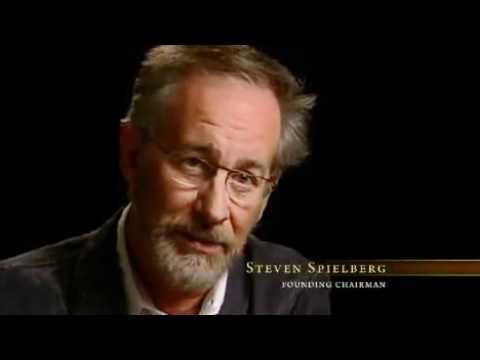 Spielberg on SHoah