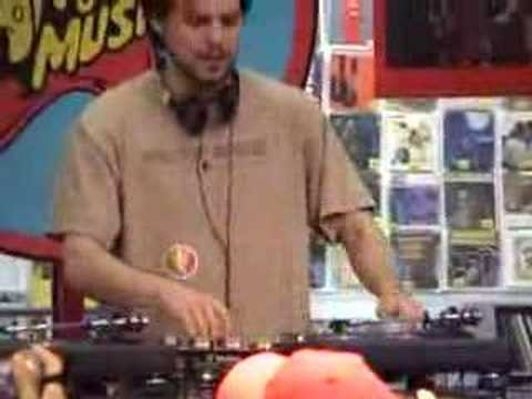 DJ Abilities @ Amoeba