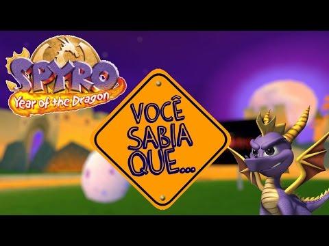 Você Sabia Que... - Spyro: Year of The Dragon