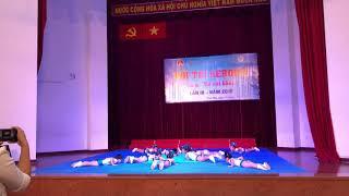 Aerobic Đất Nam - hội thi aerobic mầm non mẫu giáo quận Tân Phú 2019 - đi câu cá