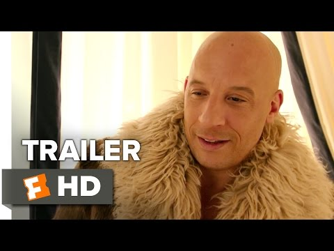 xXx: The Return of Xander Cage Official Trailer 1 (2017) - Vin Diesel Movie thumbnail