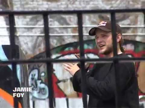 30 Minutes at Mile End, London, with Jamie Foy.