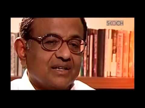 P Chidambaram-A View from the Inside