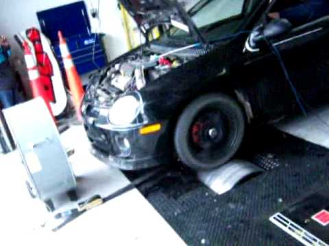 Dyno Pulls Gone Wrong Srt-4 Dyno Gone Wrong