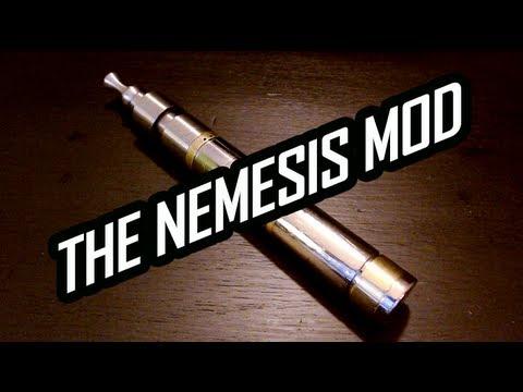 THE ATMOMIXANI NEMESIS (VAPE REV EDITION)
