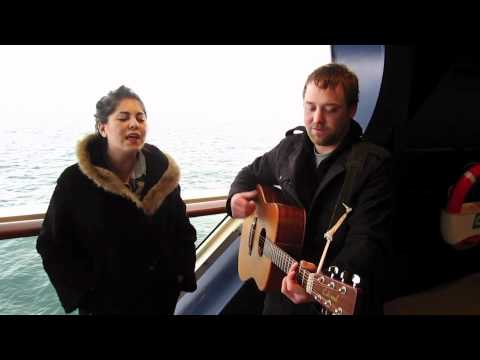 Marty and Rusty take some time to sing you a song while aboard a ferry crossing the English Channel. On tour right bloody now in Europe: January 20: London, UK at Windmill January 21: Trier, Germany at Ex Haus January 22: Konstanz, Germany at Kulturladen