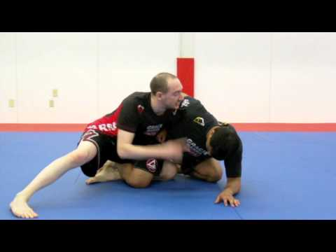 No Gi Grappling: Sweeps - Half Guard Sweep from Dogfight Position with Tim Gillette Image 1