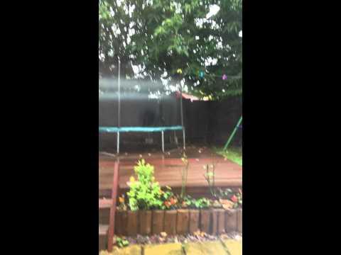 Hurricane Bertha Report: Day 1 9:00am GMT