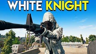 White Knight! - PlayerUnknown's Battlegrounds (PUBG)