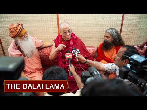 Press Meeting - Haridwar - April 3rd, 2010 - The Dalai Lama