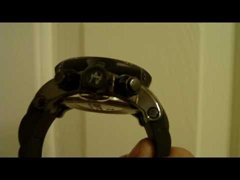 Gunmetal Blue Dial Invicta Venom