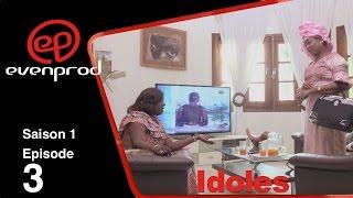 Série | Idoles - Episode 03